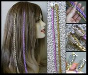 Clip-on Braid -- Set of Two
