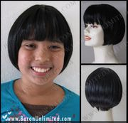 Denise Synthetic Wedge Wig
