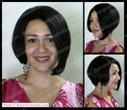Everly Human Hair A-Line Wig