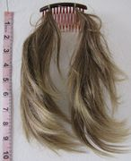 Hair on a wire color 8t124