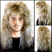 CC Hair Band Synthetic Man's Wig