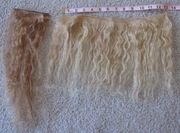 Human Hair Extension Wefts color 613 and 27