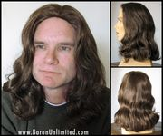 Jess synthetic wig - SALE one left