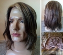 Riley  <br>Human Hair man's wig -- Lace front - SALE