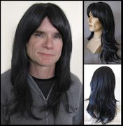 Kristen  High Quality Synthetic Man's Wig