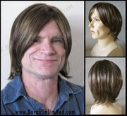 Mode Synthetic Man's Wig - SALE