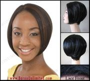 Nixy Lace Front Realistic Front Hairline Synthetic Wig - SALE