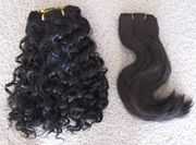 Synthetic -- Wefts for extensions