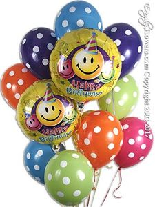 Balloon Delivery Foothill Ranch California