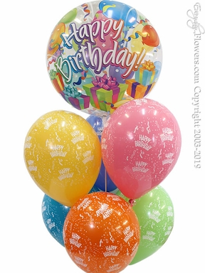 Birthday Balloons Same Day Delivery Orange County CA