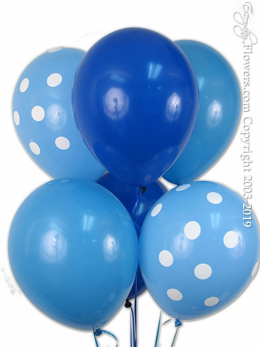 Blue Balloons Variety