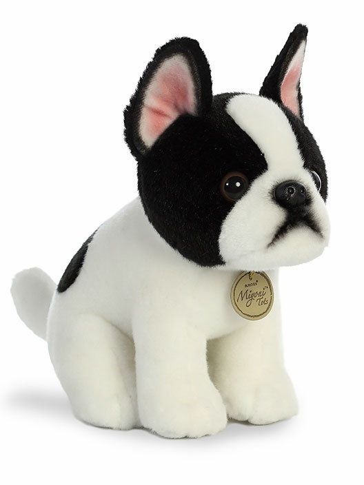 "Boston Terrier Stuffed Animal <p style=""color:red;"">Sold out</p>"