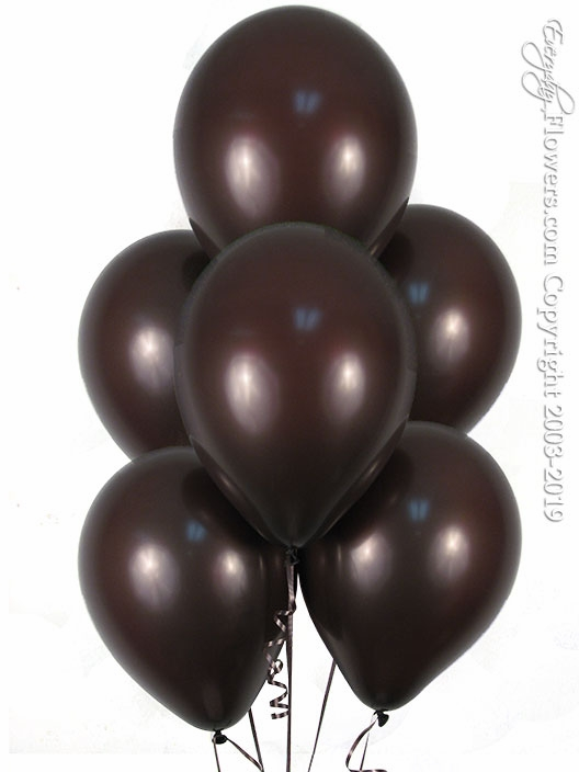 Brown Balloons