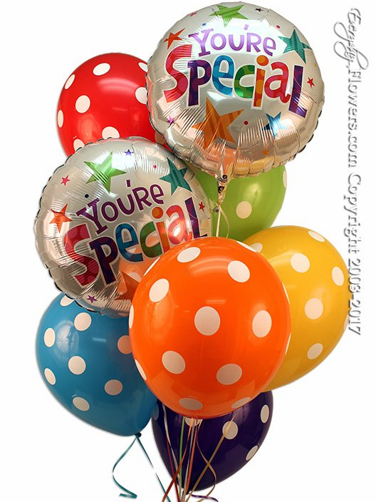 CBB292 You're Special Balloons