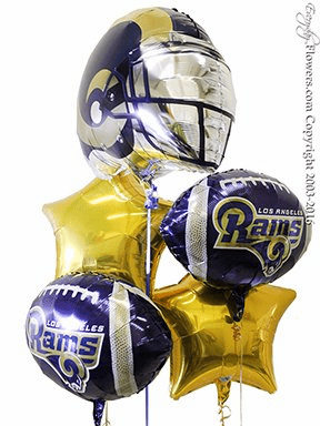 Los Angeles Rams Balloons