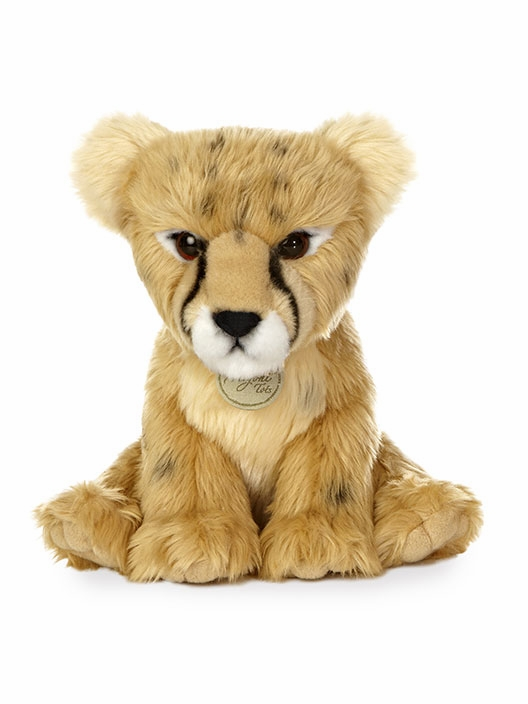 Cheetah Stuffed Animal