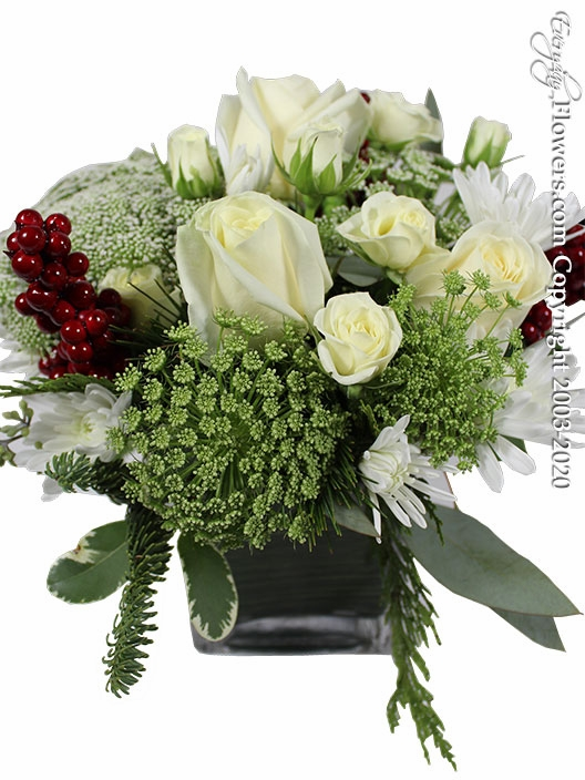 """Christmas Wish Flowers<p style=""""color:red;"""">Sold Out</p>"""