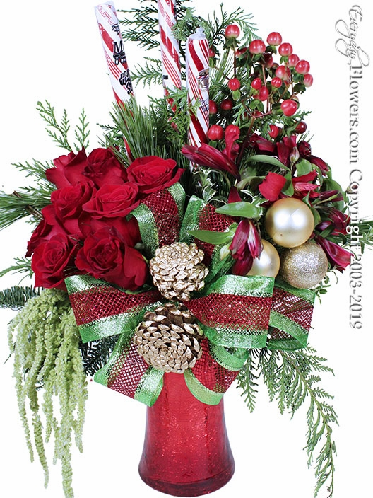 Dashing Christmas by Everyday Flowers