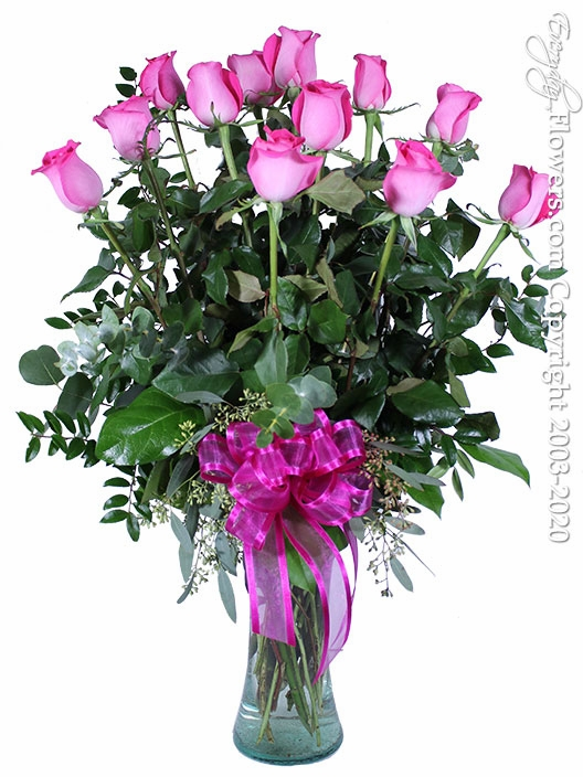 "Dozen Pink Valentines Roses <p style=""color:red;"">Sold Out</p>"