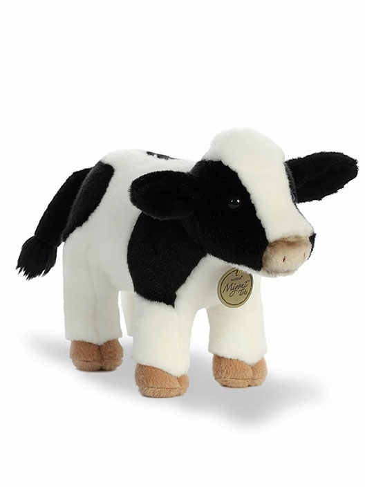 Holstein Calf Cow Stuffed Animal
