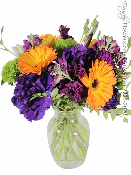"""Lisanthus and Gerbera Daisies <br><p style=""""font-size:14px"""">Support Our Local California Farmers And Purchase California Grown.</p><img src=""""https://sep.yimg.com/ty/cdn/yhst-16180168343299/california-grown.png"""">"""