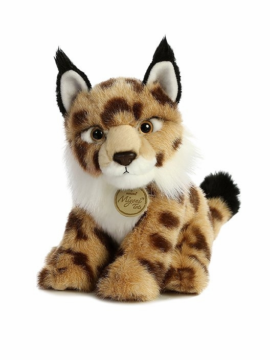 Lynx Stuffed Animal