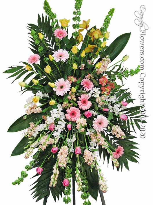 "Pastel Remembrance <p style=""color:red;"">Please Contact Us For Availability</p>"