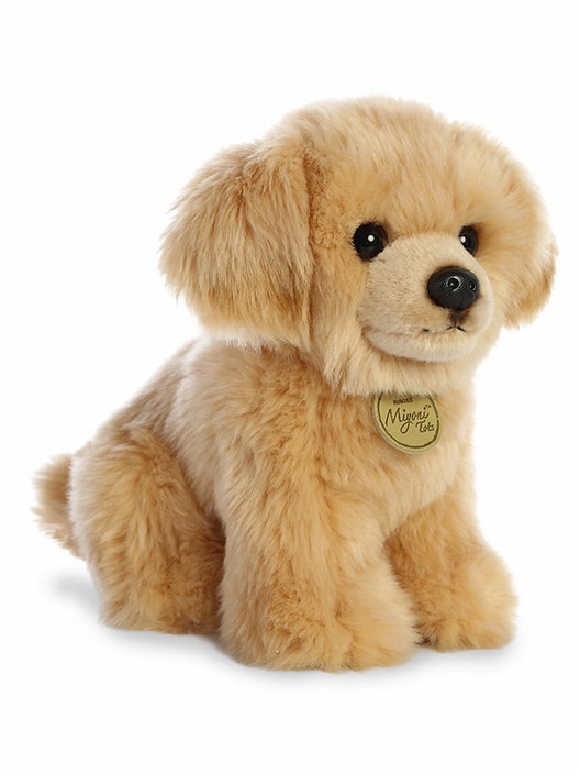 Retriever Stuffed Animal