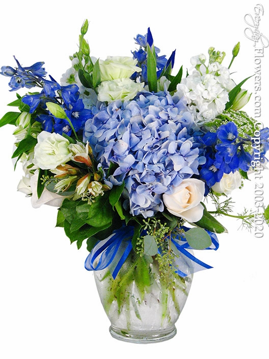 """Sapphire Blooms <p style=""""color:red;"""">Sold Out</p>"""