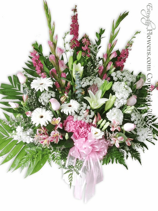 White And Pink Tribute