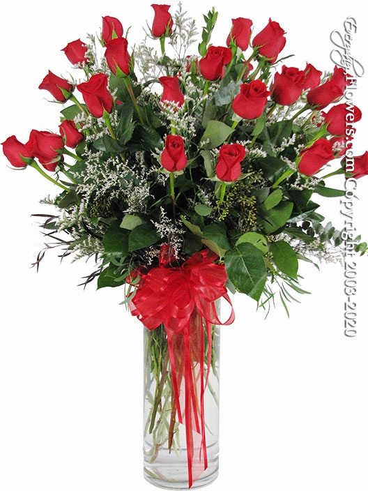 "Three Dozen Roses<p style=""color:red;"">Not Available For Valentines Week</p>"