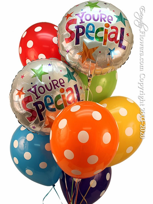 You're Special Balloons