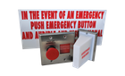 BEA 10EMERGENCYKIT Secured Restroom Request Assistance Package