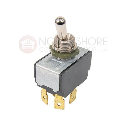 DoorKing 1601-140 Switch Toggle 2 Pole On-Off