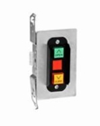 2BF Interior Two Button Flush Mount Control Station