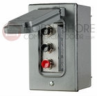 3BXC Exterior Three Button Surface Mount Control Station