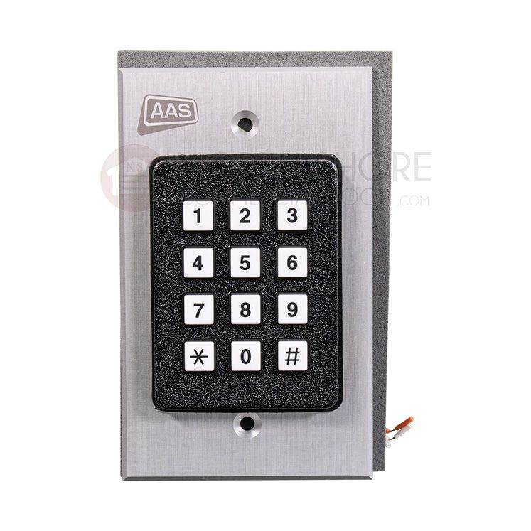 Keyless Door Entry >> American Access Systems Aas 26 100sg Advantage Dke Keyless Entry