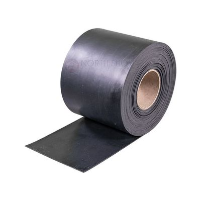 Action Industries Neoprene, Non-Reinforced Rubber Sheeting 50 Foot Roll