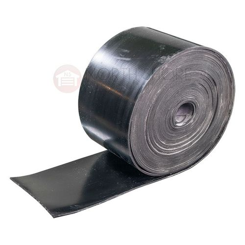 Action Industries EPDM Rubber Sheeting 50 Foot Roll