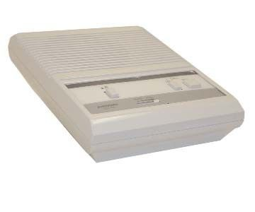 Security Brands LEM-1DLK Aiphone Intercom Inside Station Master with Power Supply 1 In To 1 Out