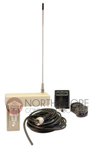 ALBANO R-2 / Two Channel Trinary Garage Door Receiver