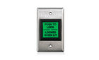 BEA 10PTLBUTTON Push-To-Lock Restroom Security Button