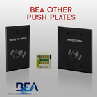 BEA Other Push Plates