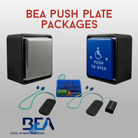 BEA Push Plate Packages