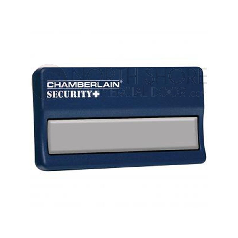 Chamberlain 950cd Security 1 Button 315mhz Remote