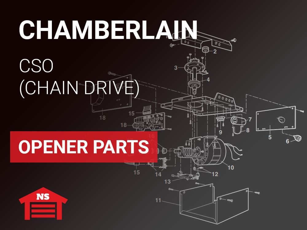Chamberlain Garage Door Opener Repair Amp Replacement Parts