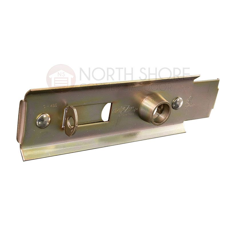 Chateau Short Milled Solid Brass Cylinder Bezel Lock C 480