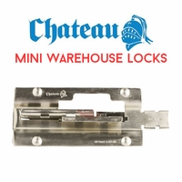 Chateau Products, Inc. Mini Warehouse Locks
