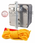 Commercial Garage Door Opener CP-1 Exterior/Interior Surface Mount Ceiling Pull Switch