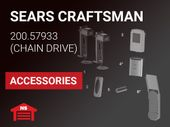 Craftsman Model 200.57933 Accessories